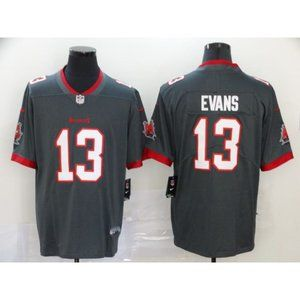 Mike Evans Gray Jersey